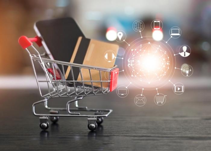 como criar loja online